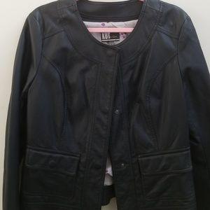 KUT Faux Leather Jacket